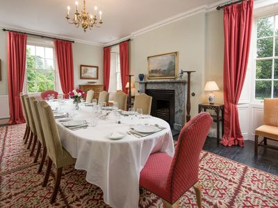 Edenside House Dining Room